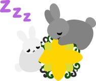 Pretty Little Rabbits Royalty Free Stock Photo
