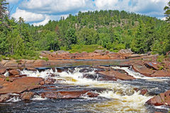 Pretty Nature Scene In Northern Ontario Royalty Free Stock Photography