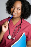 Pretty Nurse Royalty Free Stock Photos