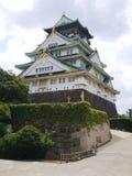Pretty osaka jio castle Stock Photography