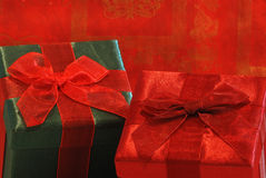Pretty Packages Royalty Free Stock Photography