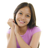 Pretty Pan Asian teen Royalty Free Stock Photography