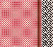 Pretty Pattern Royalty Free Stock Images