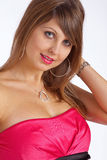 Pretty in pink Stock Image