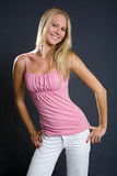 Pretty in pink Stock Images
