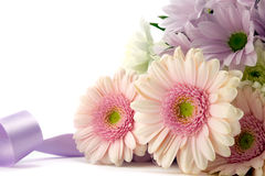 Pretty in Pink. Beautiful bouquet of pink flowers Stock Photo