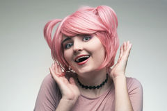 Pretty In Pink Royalty Free Stock Images