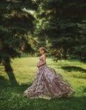 A pretty pregnant woman Royalty Free Stock Image