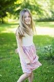 Girl wearing Stock Photos