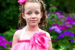 Pretty princess. Royalty Free Stock Images