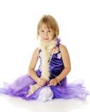 Pretty in Purple Stock Photos