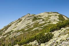 Pretty range of mountains, outdoors Royalty Free Stock Photos