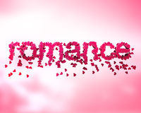 Pretty Romance Stock Image