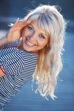 Pretty sailor Stock Photo