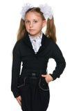 Pretty schoolgirl Stock Photo