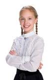 Pretty schoolgirl Stock Image