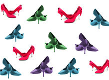 Pretty shoes Royalty Free Stock Images