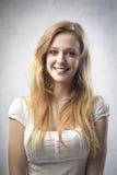 Pretty smile Stock Photography