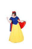 Pretty Snow White Stock Images
