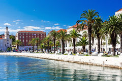 Split in Dalmatia Royalty Free Stock Image