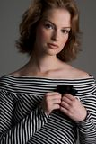 Pretty in Stripe Stock Images