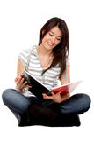 Pretty student Royalty Free Stock Images