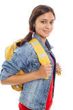Pretty student Royalty Free Stock Image