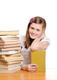 Pretty student Stock Photography