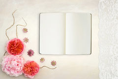 Pretty Styled Desktop Mockup photograph Royalty Free Stock Images