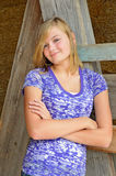 Pretty Teen Stock Photos