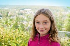 Pretty teen girl Royalty Free Stock Photo