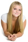 Pretty Teen Girl Royalty Free Stock Photography