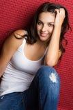 Pretty Teen Girl Stock Image