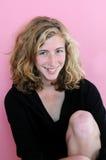 Pretty teenage girl Stock Images