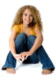 Pretty Teenager royalty free stock photography