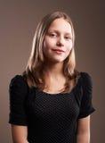Pretty teenager girl Stock Image