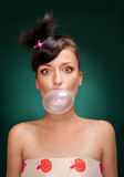 Chewing gum Stock Photography