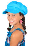 Pretty ten year old girl Royalty Free Stock Photos