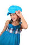 Pretty ten year old girl Stock Photography