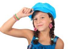 Pretty ten year old girl Stock Photos