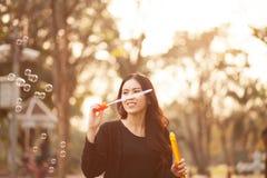 Pretty Thai girl Royalty Free Stock Image