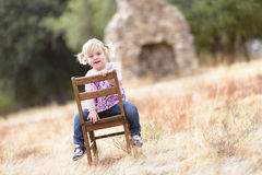 Pretty toddler Royalty Free Stock Photos