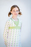 Pretty tween aged girl Stock Photo