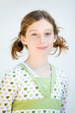 Pretty tween aged girl Royalty Free Stock Images