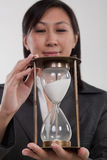 Pretty twenties asian businesswoman Stock Photos
