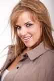 Pretty twenties caucasian blonde woman Stock Photo