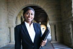 Pretty University Student Royalty Free Stock Image