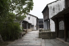 Pretty water town Wuzhen Royalty Free Stock Photos
