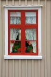 Pretty window Stock Photos