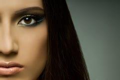 Pretty woman Stock Image